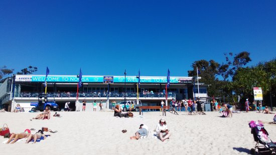 Noosa, Australia: Beautiful beach