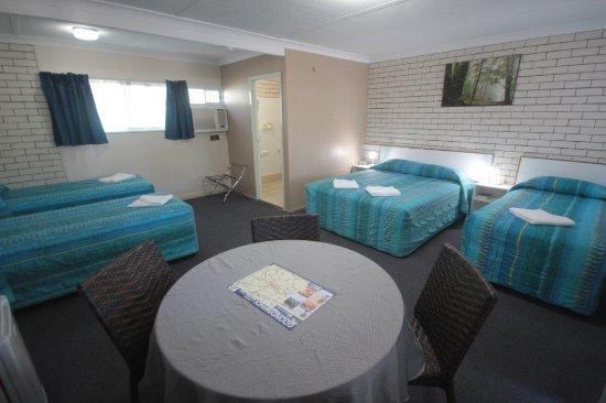 Goondiwindi, Australie : Family Room sleeps 5