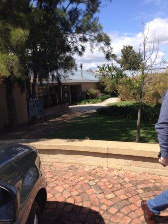 Klapmuts, جنوب أفريقيا: Entrance