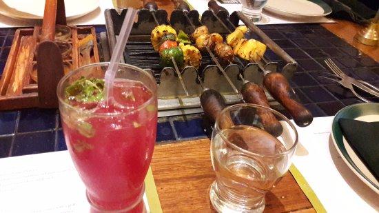 Barbeque Nation: Mocktail