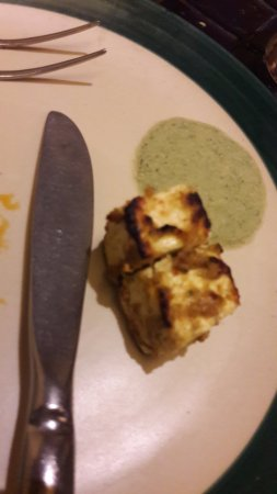 Barbeque Nation: Yummy Paneer Tikka