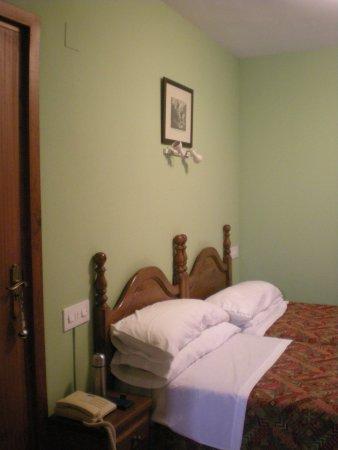 Fiscal, Spanje: Nuestra habitación.