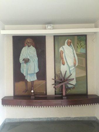 Charkha - Picture of Kaba Gandhi No Delo, Rajkot - TripAdvisor