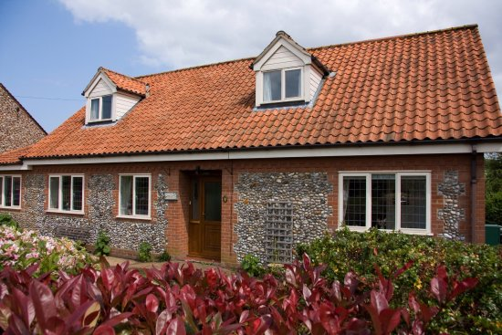Little Thornage, UK: Glaven Meadow Guest House