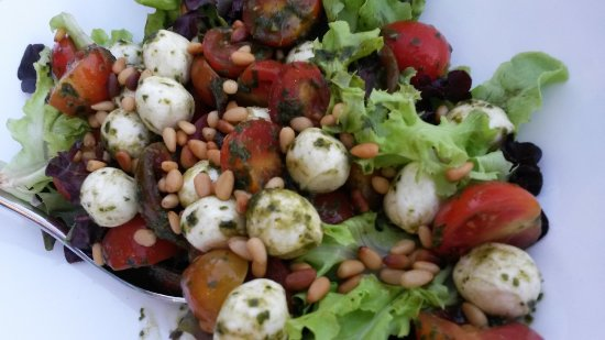 Cardo Restaurant: salad