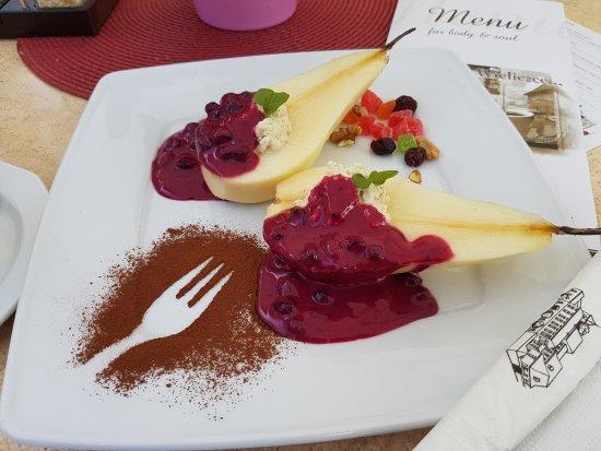 krolewska restauracja restauracja krolewskia desert