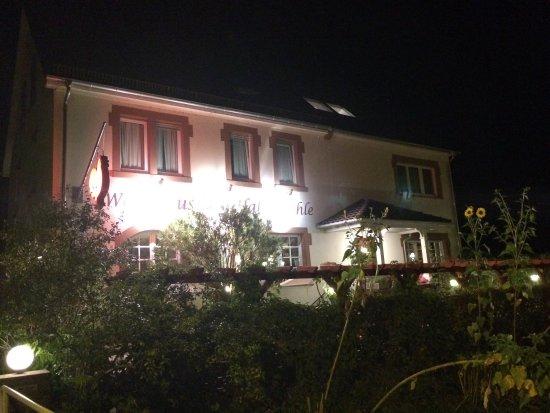 Bensheim, Tyskland: Ein perfekter Abend!