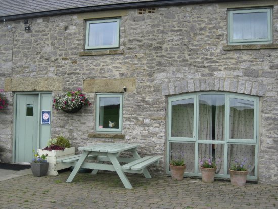 Tideswell, UK: The Dairy at Forest Lane Farm