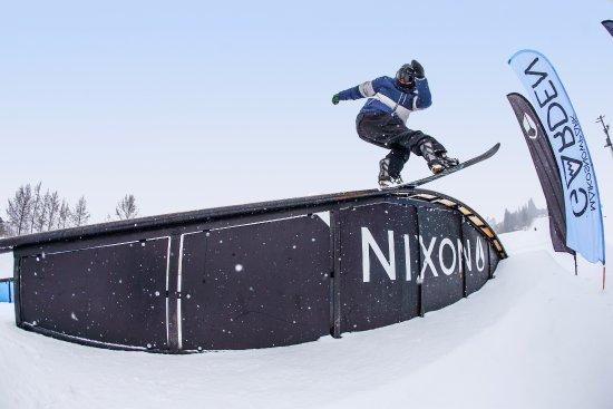 "Minamiuonuma, Japon : NIXON SNOWPARK ""GARDEN"""