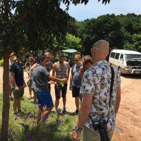 Кеп, Камбоджа: Sothy's Pepper Farm