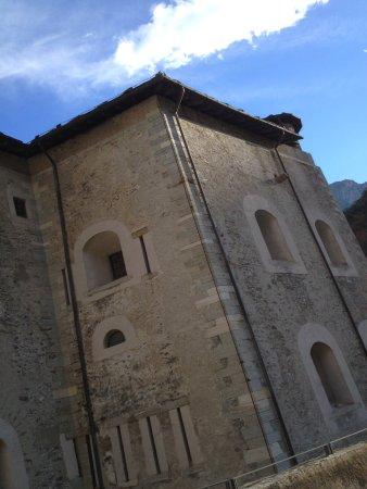Bard, Italia: l'ingresso