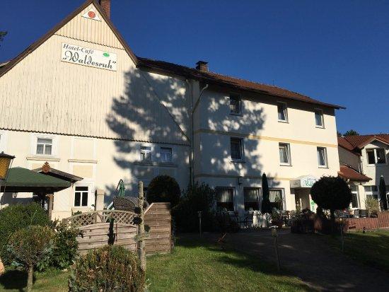 Waldesruh Wanderhotel Externsteine