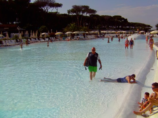 Piscine enfant picture of camping village fabulous rome for Piscine enfant
