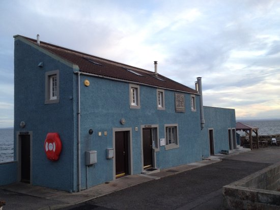 St Monans, UK: East Pier Smokehouse