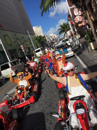 ストリートカート 沖縄