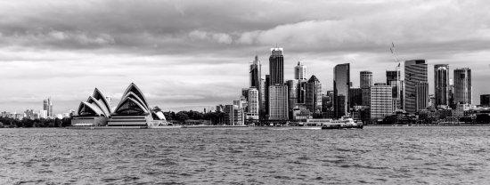 Kirribilli, Australia: Pour la vue