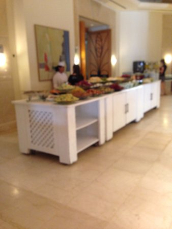 David Dead Sea Resort & Spa: завтрак