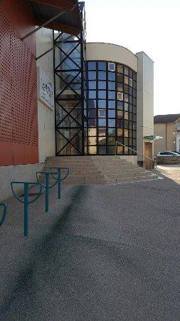 Lons-le-Saunier, Frankrijk: Un moment agreable
