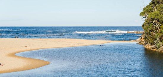 Wollongong, Australien: Wattamolla Beach