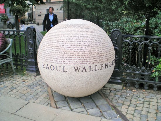 The Great Synagogue of Stockholm: Рау́ль Гу́став Ва́лленберг