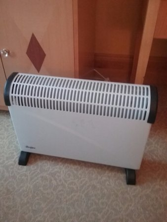 Enfield, Irlanda: Our Heater!!