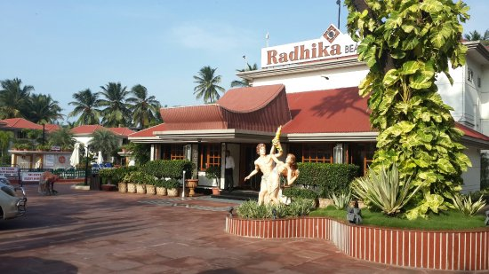Radhika Beach Resort: 20160924_083411_large.jpg