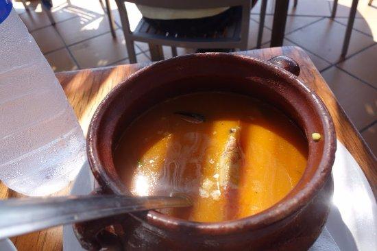 Mirador Ses Barques: zupa 1