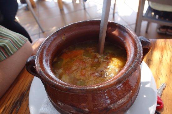 Mirador Ses Barques: zupa 2