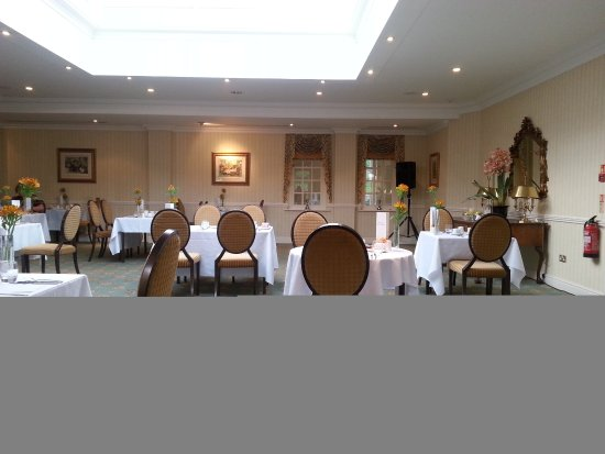 Meriden, UK: Breakfast in the Regency Restaurant