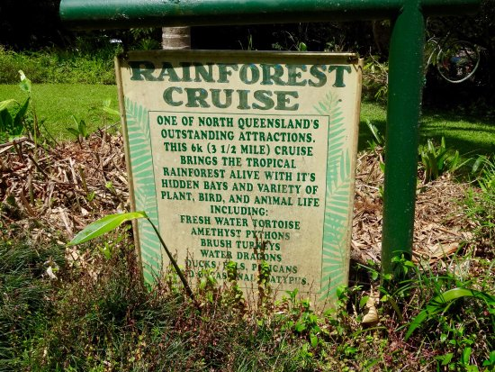 Yungaburra, Australia: an idea of what is available