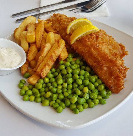 Greater London, UK: The fish & chips is the best option to go for :-)
