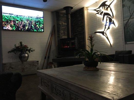 Shoalhaven, Australia: Lounge area