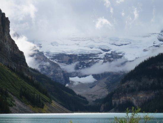 Lac Louise (Lake Louise) : Lake Louise zonden mensen! :-)