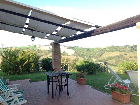 Penna San Giovanni, Italien: Agriturismo Tre Querce