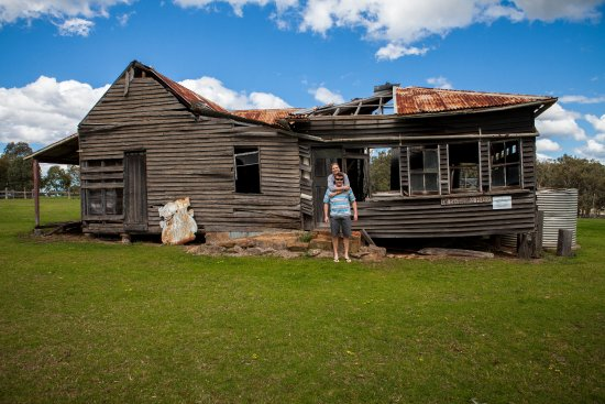 Pokolbin, Australia: Blacksmith's house