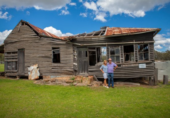 Pokolbin, Australia: More Blacksmith's house