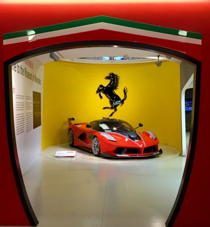 Maranello, إيطاليا: ufff! breathless