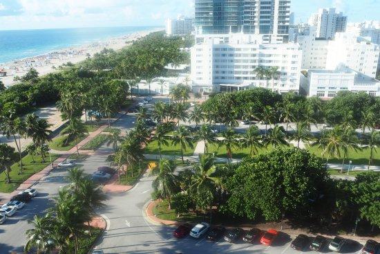 W South Beach: Aussicht vom Zimmer 1212