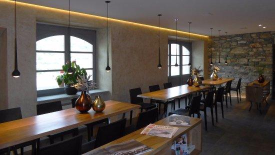 Gignod, Italien: Un'elegante sala
