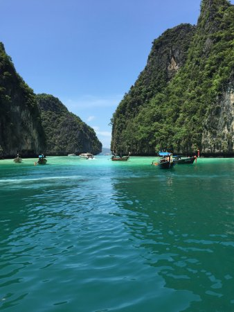 Chalong, Tailândia: phiphi islands tour