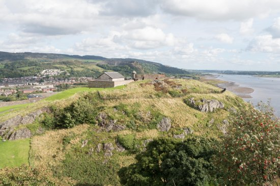 View from Dumbarton Castle
