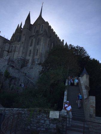 Abbaye du Mont-Saint-Michel: photo1.jpg