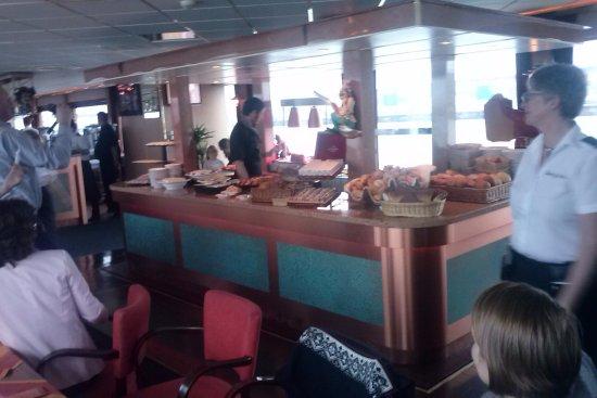Spijkenisse, Holandia: lopend buffet