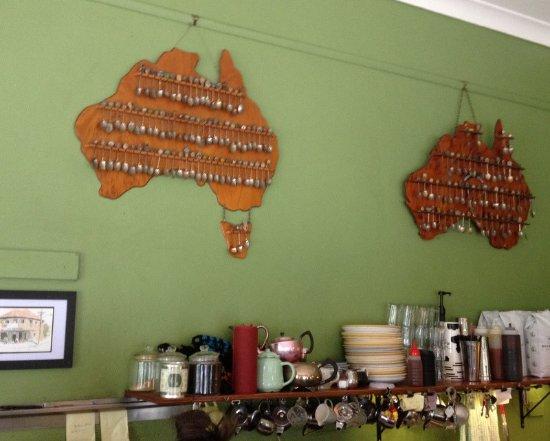 Marrickville, Australien: Spoons of Australia