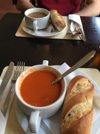 The Westport Bar: Soups