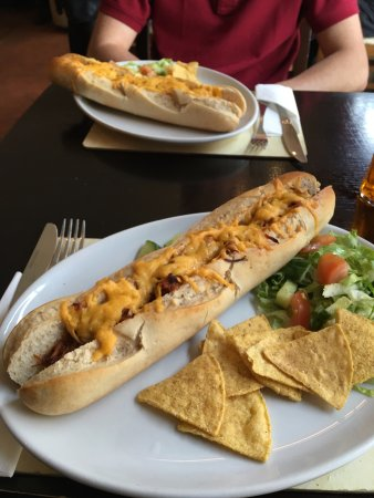The Westport Bar: Baguettes