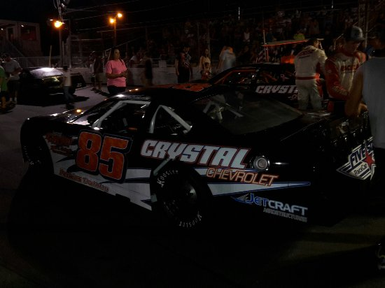 A little disappointed Review of Citrus County Speedway Inverness