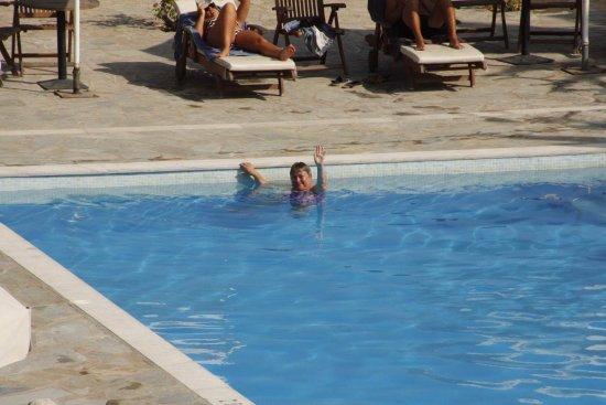 Hotel Eri: Cooling off