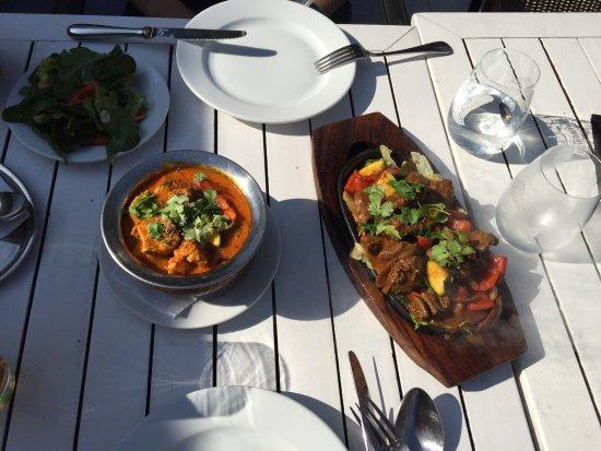 Lagow, Polen: Dania kuchni indyjskiej