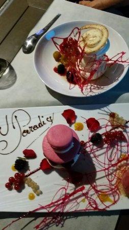U Paradisu: Desserts d'été 2016